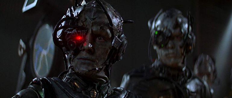 Top 10 cyborgs - The Borg - Star Trek_1
