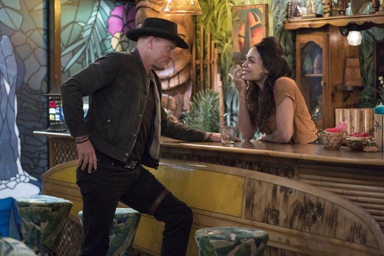 Zombieland Double Tap - Woody Harrelson en Rosario Dawson