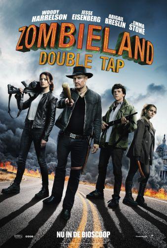 Zombieland Double Tap poster nieuw