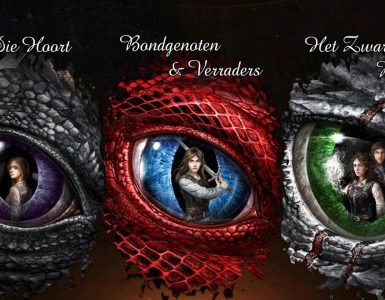 Drägan Duma-trilogie covers