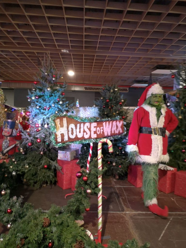 Dutch Comic Con 2019 Winter Edition Sfeerverslag - House of Wax The Grinch