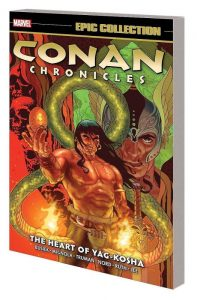 Interview met Kurt Busiek - Conan Chronicles Epic Collection