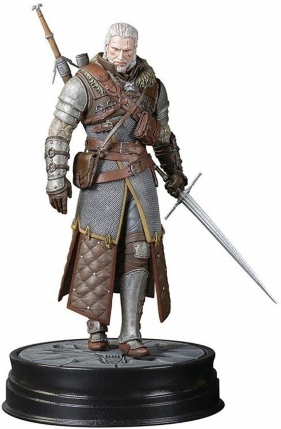 The Witcher: van bad tot muismat - Geralt Grandmaster figuur