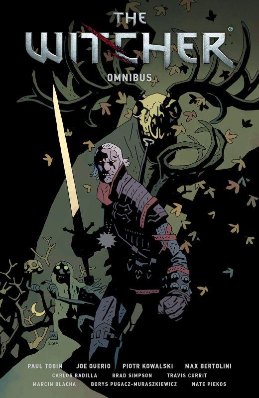 The Witcher: van bad tot muismat - The Witcher Omnibus