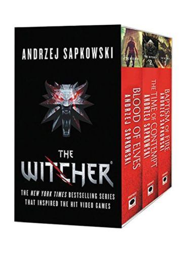 The Witcher: van bad tot muismat - Witcher 3 books boxed set