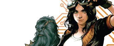Modern Myths Nieuws 2019 Week 48 en 49 - Star Wars Doctor Aphra uitsnede 2