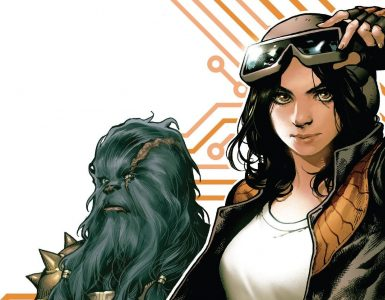 Modern Myths Nieuws 2019 Week 48 en 49 - Star Wars Doctor Aphra uitsnede 2