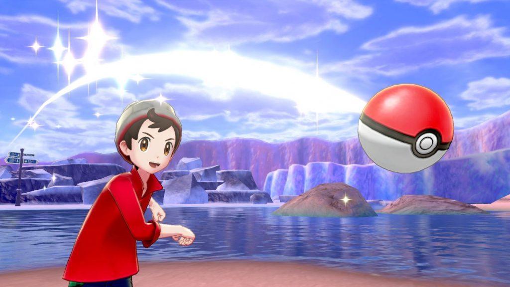 Pokémon Sword and Pokémon Shield - Pokeball