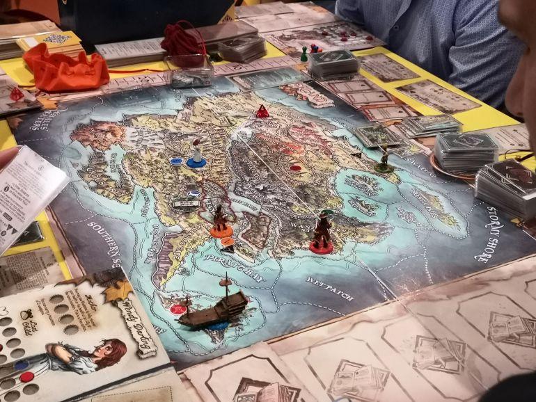Spellenspektakel 2019 sfeerverslag - Adventures in Neverland