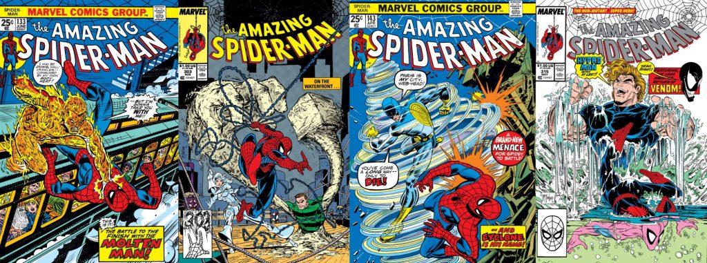 Spider-Man Far From Home op blu-ray/dvd: Molten Man, Sandman Cyclone en Hydro-Man 2