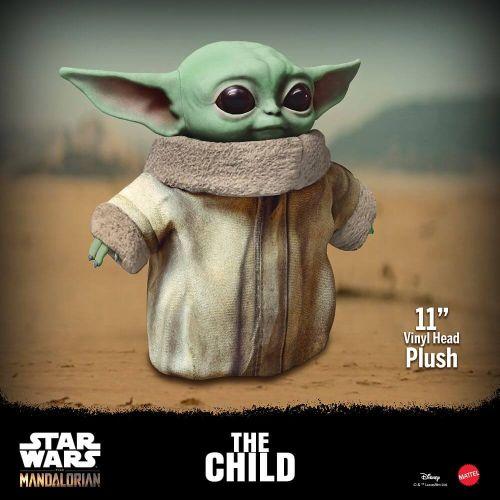 Star Wars The Mandalorian Funko Pop! Mattel The Child knuffel - Baby Yoda 1