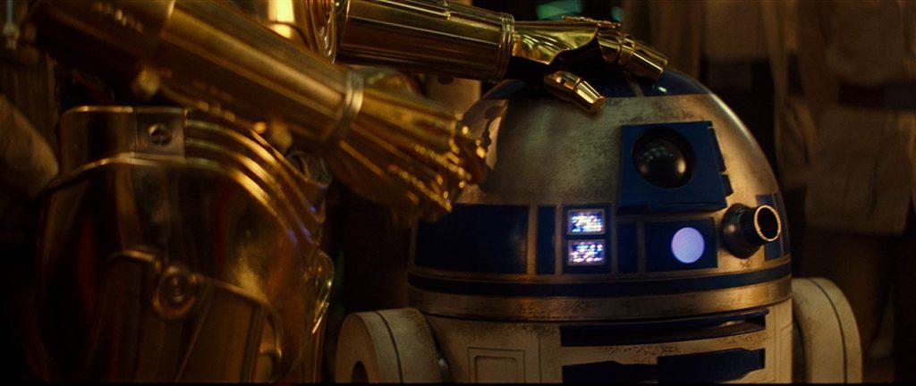 Star Wars The Rise of Skywalker - C3PO en R2-D2