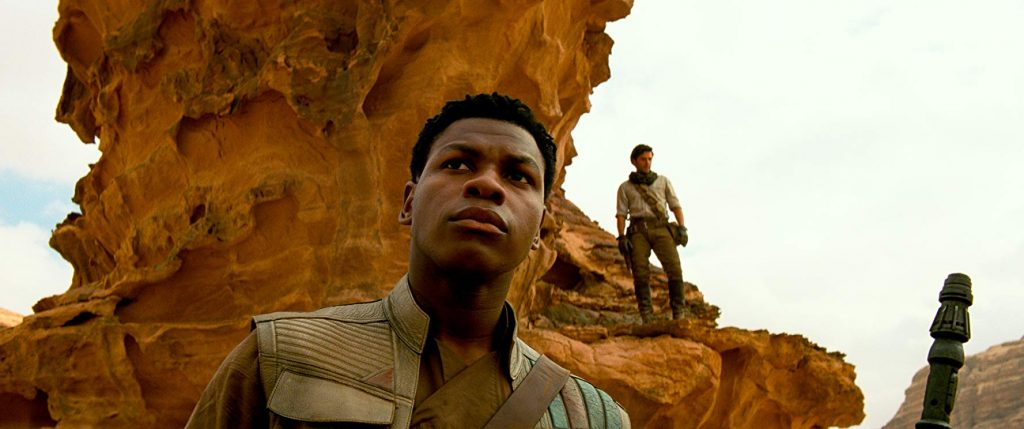 Star Wars The Rise of Skywalker - Finn