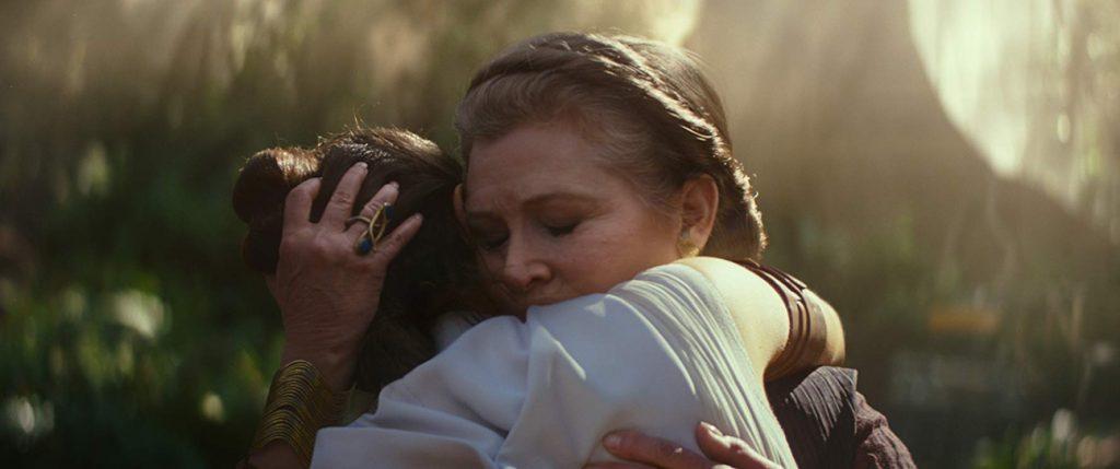Star Wars The Rise of Skywalker - Leia en Rey