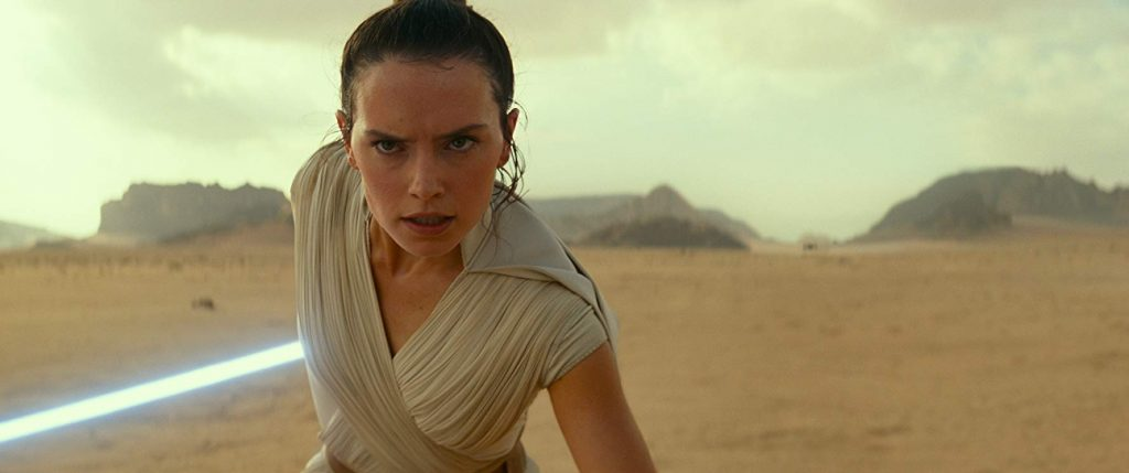 Star Wars The Rise of Skywalker - Rey