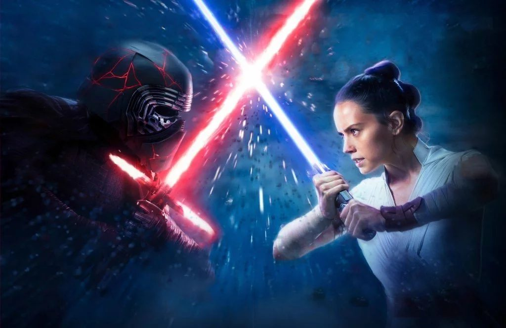 Star Wars The Rise of Skywalker - Yin en Yang