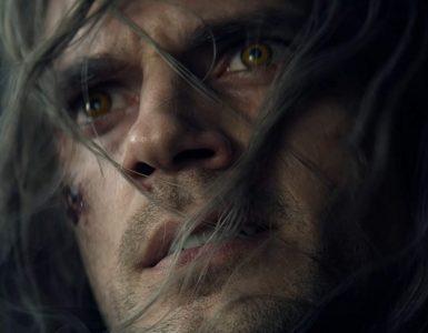 The Witcher - Netflix - Geralt of Rivia close-up