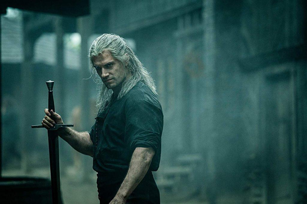 The Witcher op Netflix - Henry Cavill als Geralt of Rivia