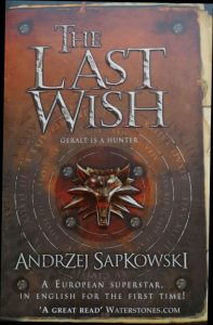 Wie is The Witcher - The Last Wish 800
