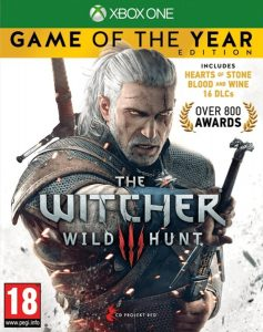 Wie is The Witcher - The Witcher 3 Wild Hunt