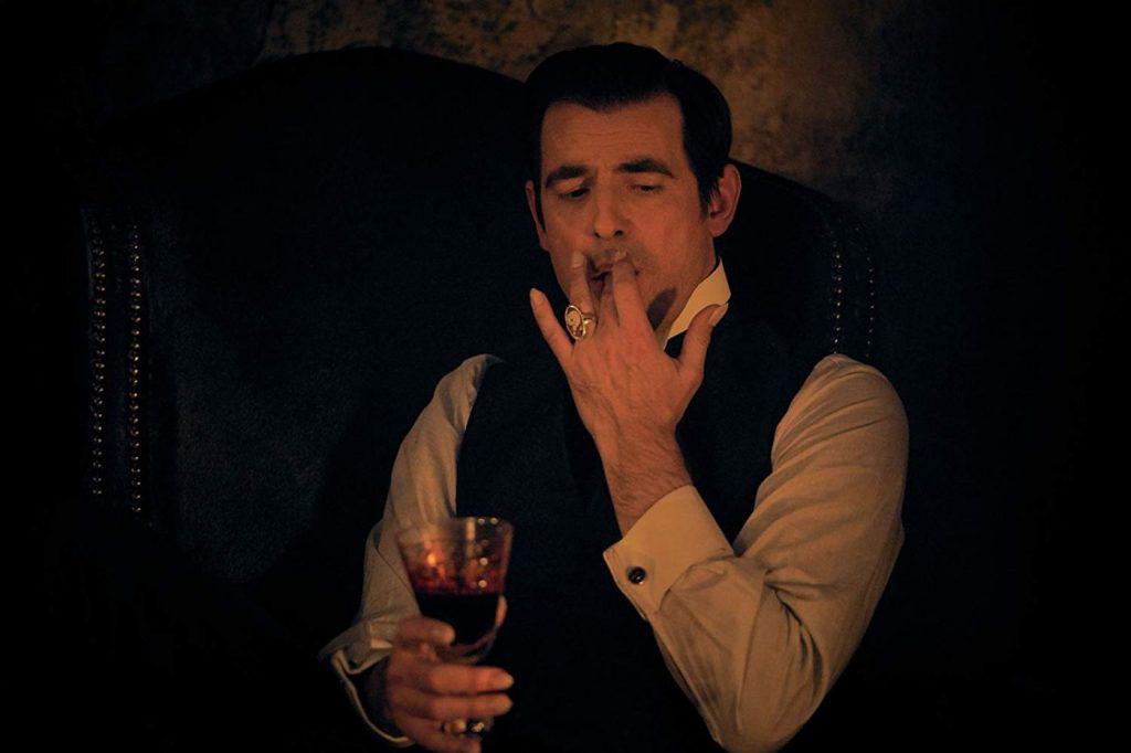 Dracula op Netflix - Bloed is leven
