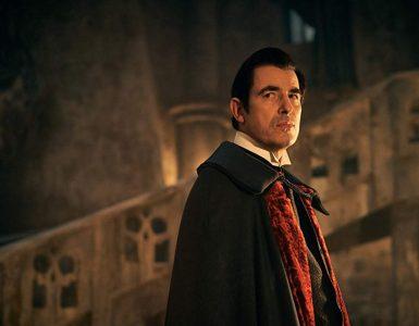 Dracula op Netflix - Claes Bang uitsnede