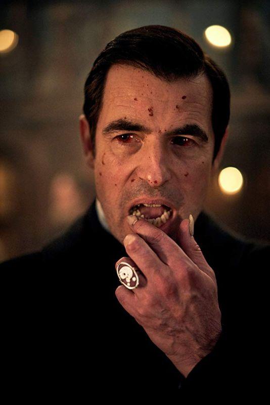Dracula op Netflix - Dracula