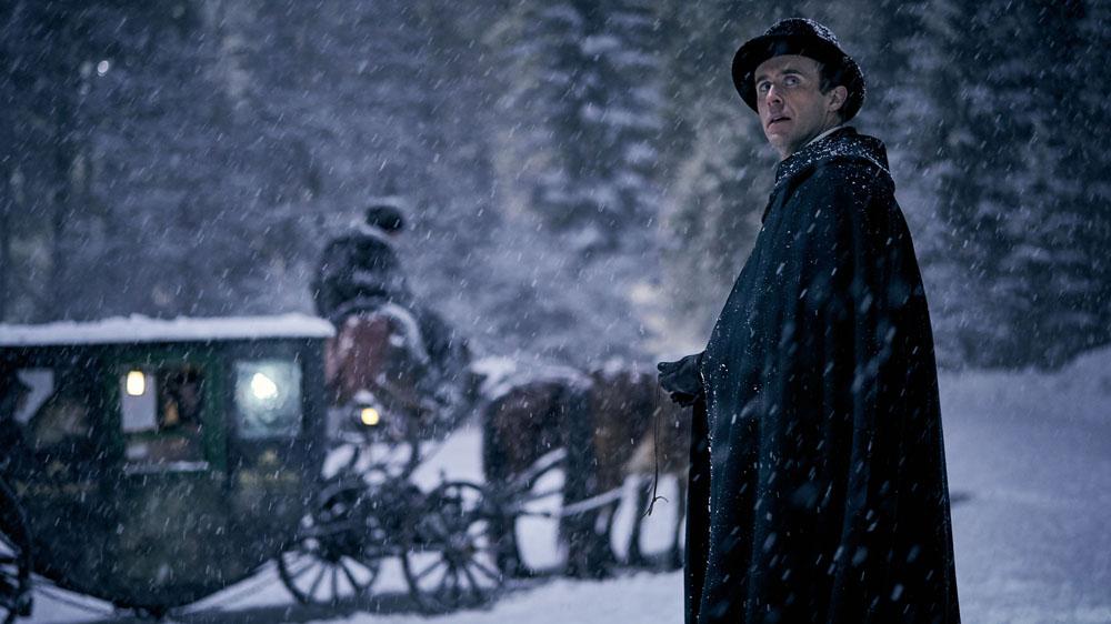 Dracula op Netflix - John Heffernan