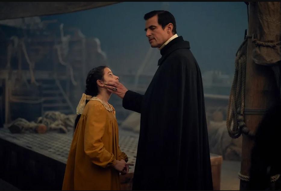 Dracula op Netflix - Lily Kakkar