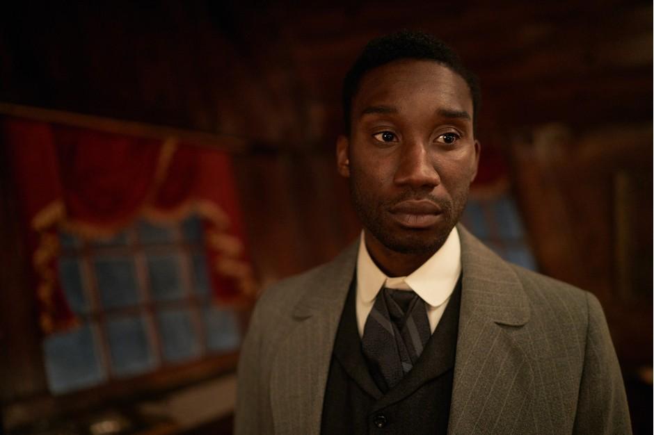 Dracula op Netflix - Nathan Stewart-Jarret
