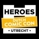 Heroes Dutch Comic Con 2020 - logo