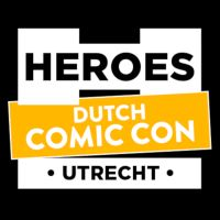 Heroes Dutch Comic Con 2020 - logo