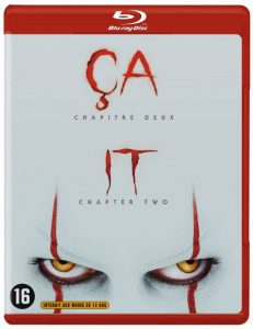 IT Chapter Two op blu-ray - IT Chapter Two blu-ray packshot