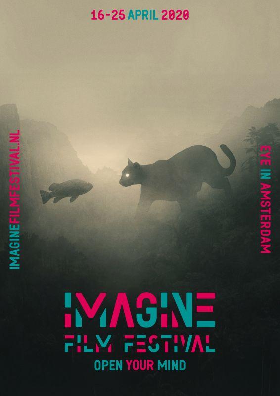 Imagine Film Festival 2020 - Poster