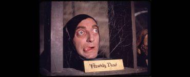 Modern Myths Nieuws 2020 Week 1 - 4 - Young Frankenstein - Marty Feldman