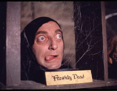 Modern Myths Nieuws 2020 Week 1 - 4 - Young Frankenstein - Marty Feldman
