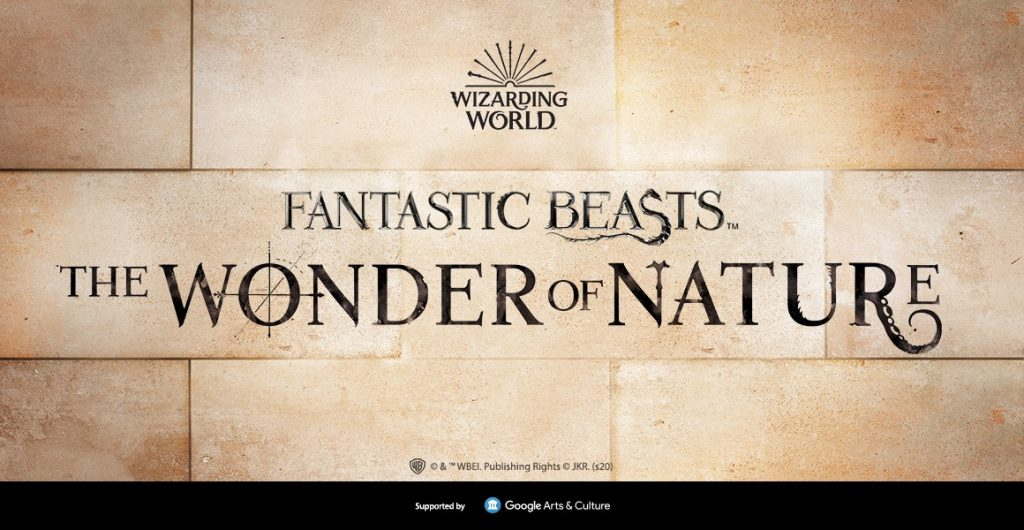 Modern Myths Nieuws 2020 Week 1 - 4 - Fantastic Beasts The Wonder of Nature