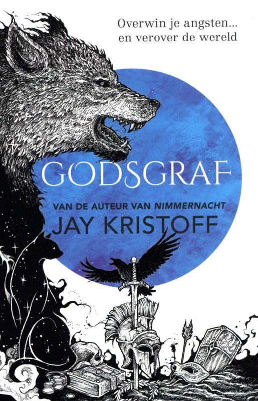 Modern Myths Redactie Top 5 van 2019 - Godsgraf Jay Kristoff