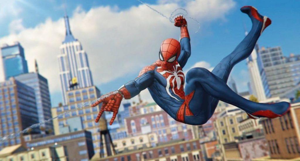 Modern Myths Redactie Top 5 van 2019 - Spider-Man PS4