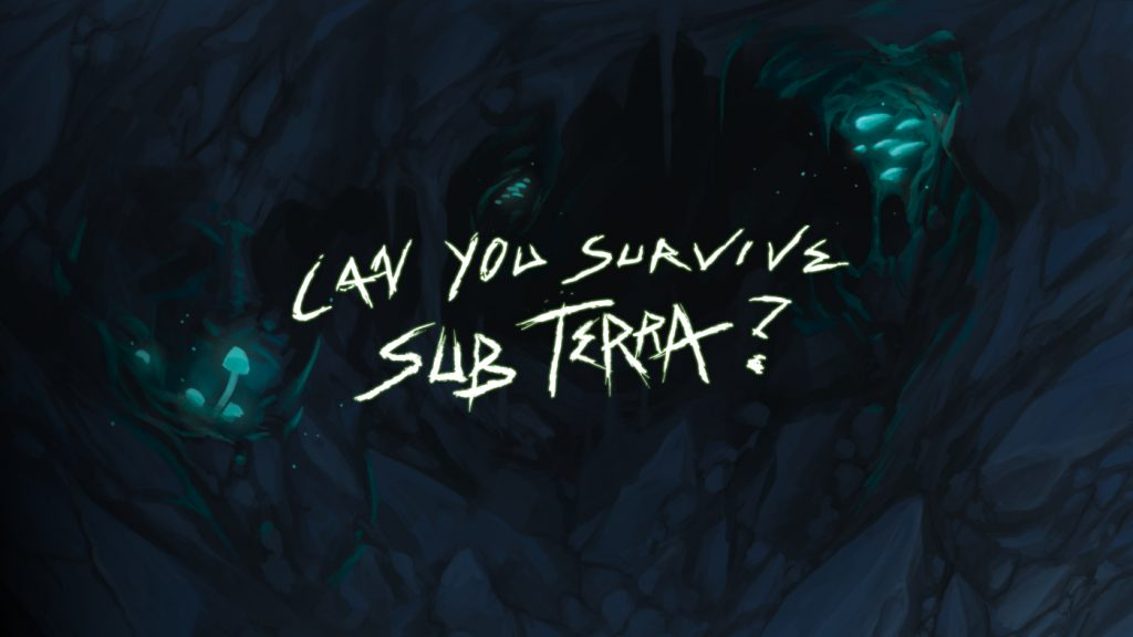 Sub Terra - kun je overleven
