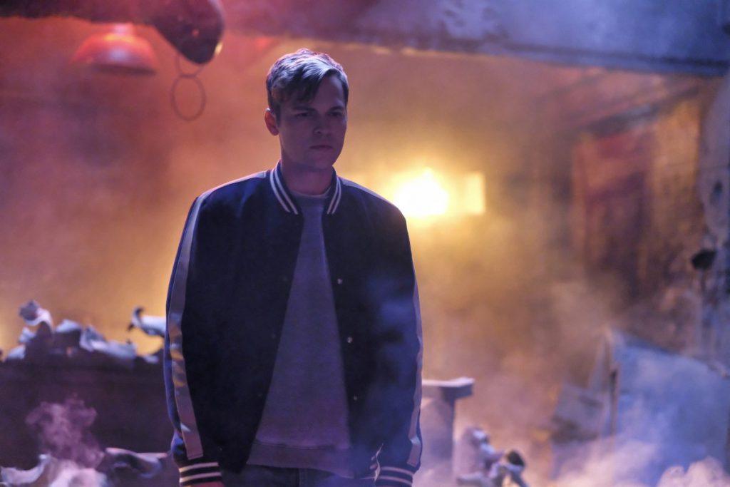Supernatural seizoen 14 - Alexander Calvert