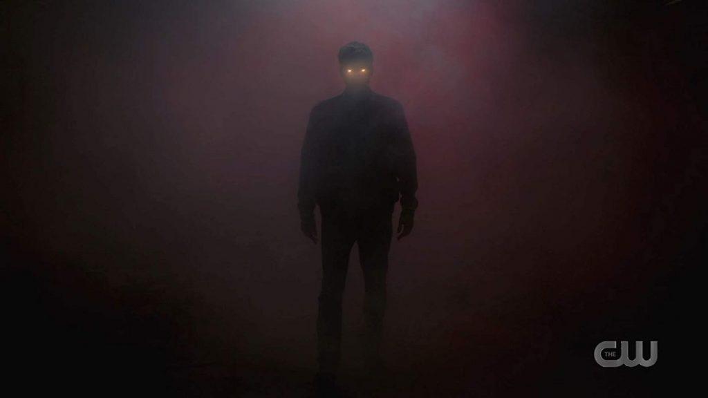Supernatural seizoen 14 - Alexander Calvert eng
