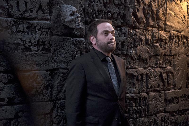 Supernatural seizoen 14 - Mark Sheppard