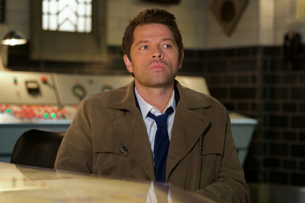 Supernatural seizoen 14 - Misha Collins