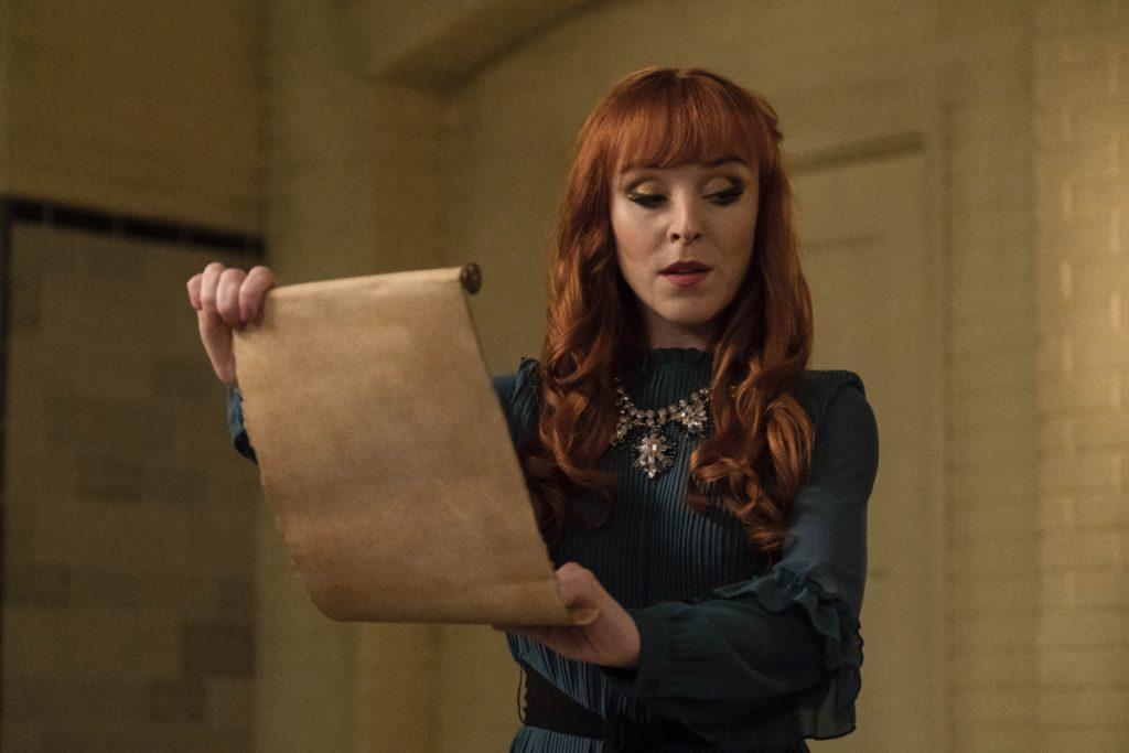 Supernatural seizoen 14 - Ruth Connell