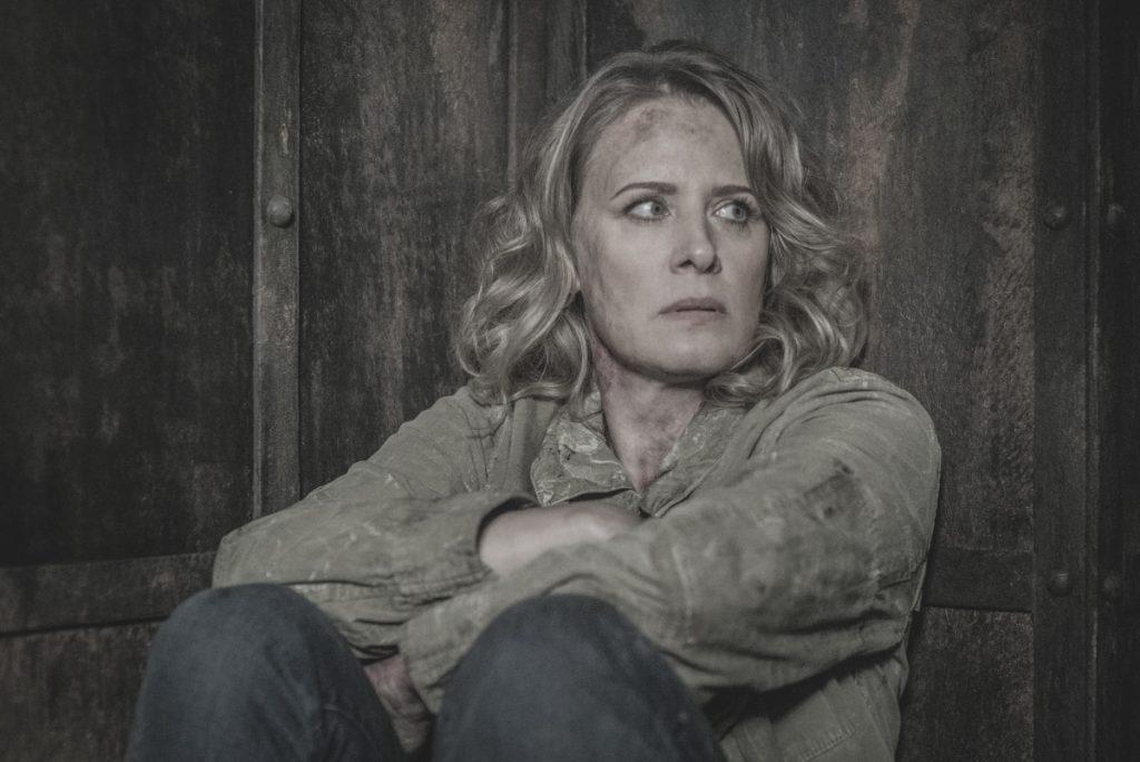 Supernatural seizoen 14 - Samantha Smith