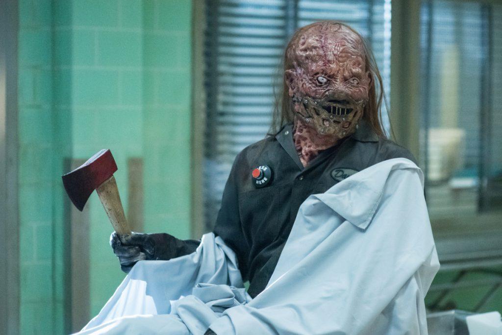Supernatural seizoen 14 - Slasher