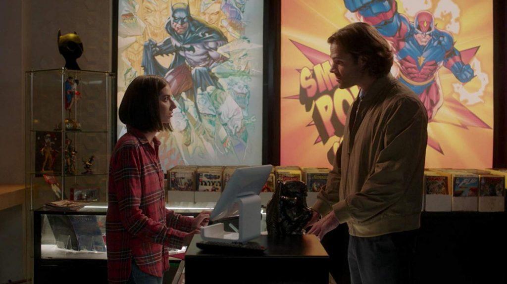 Supernatural seizoen 14 - de Super in Supernatural