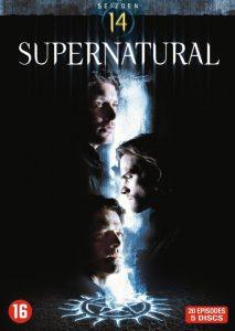 Supernatural seizoen 14 - dvd packshot