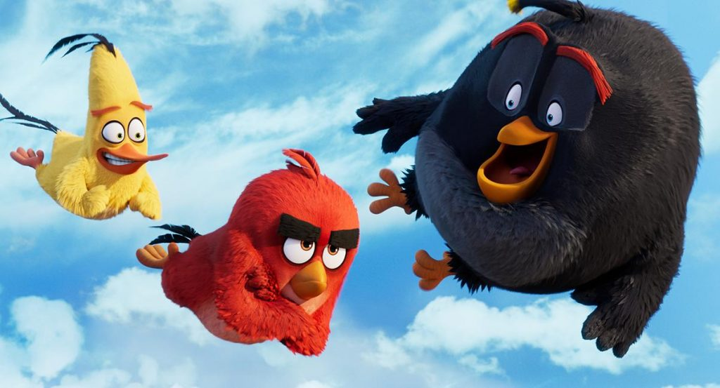 The Angry Birds Movie 2 - Boze vogels